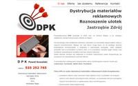 Dystrybucja ulotek i materiałów reklamowych Śląsk