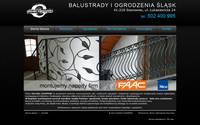 Produkcja balustrad i ogrodzeń Sosnowiec