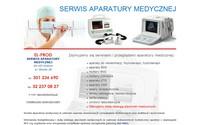 Serwis aparatury medycznej Gliwice