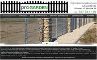 Ogrodzenia gabionowe, drewno kominkowe Gliwice