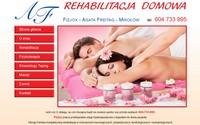 Rehabilitacja i fizjoterapia domowa Mikołów
