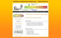 Certyfikaty energetyczne, nadzór budowlany Żory