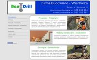 Firma wiertniczo-budowlana