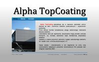Alpha TopCoating